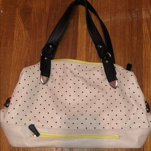 Apt. 9 Dotted Shoulder Bag